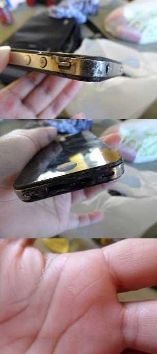 Iphone se incendia sin estar conectado red eléctrica Tablón gratis de consultas legales